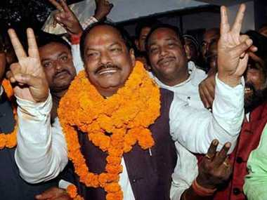 raghubar das may be new CM of Jharkhand