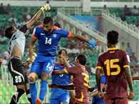 Robin double strike helps India to defeat Sri Lanka in SAFF opener