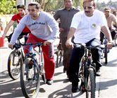 साइकिल की सवारी