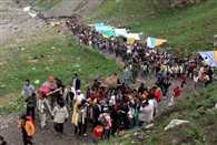 59-day Amarnath yatra to begin on July   2