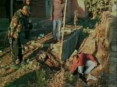 Low intensity IED blasts in 3 places in Imphal
