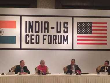 Modi, Obama to address CEOs, aim at boosting India and US business ties