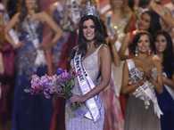 Miss Colombia Paulina Vega Named Miss Universe