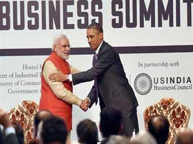 India-America ease the rules of trade