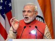 Modi indicates for tax improvement in the upcoming budget