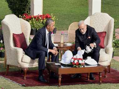 tea diplomacy of modi and obama