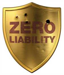 what is Zero Lost Card Liability?