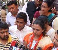 BJP candidate wins bye elections