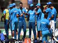 Indian team focused on improving the fielding
