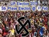 यूपी चुनाव : पाचवें चरण में 11 जिलों की 51 सीटों पर कल मतदान