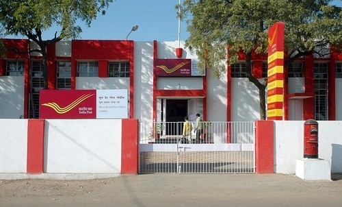 Sector 135 Market etc.: Post Office Courier Service Sector ...