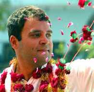 'rahul marry for congress party better future'