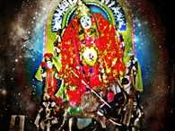 Completes the wish of the eighth power swaroopaa mahagauri