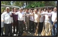 अधिवक्ताओं ने ली स्वच्छता अभियान की शपथ