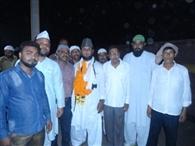 उमराह शरीफ रवाना हुए जामा मस्जिद के मोअज्जीन