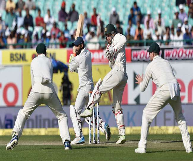Dharamshala test third day preview