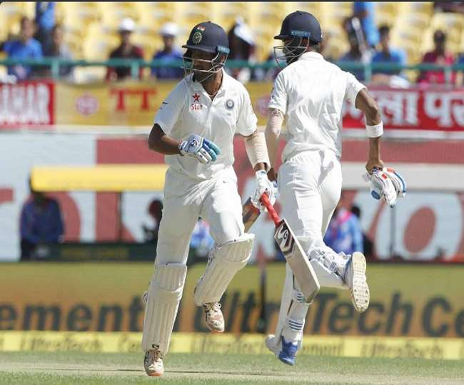 India vs Australia second day of fourth test in Dharamshala