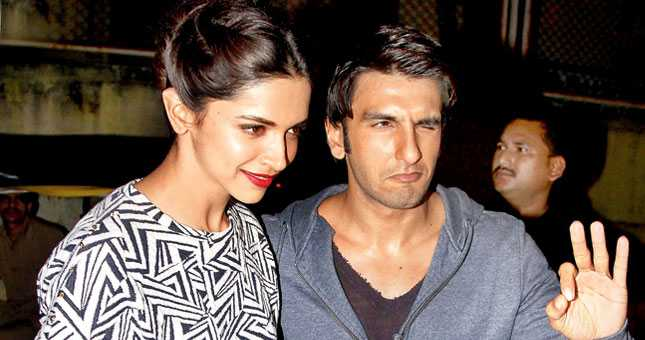 Deepika prefers to keep mum about her relationship with Ranveer