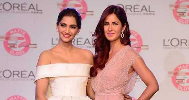 If I don't find an appropriate dress for Cannes, I'll just borrow a dress from Sonam : Katrina Kaif