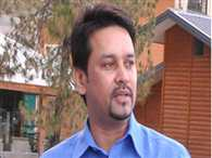 ICC fire on anurag thakur
