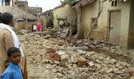 fresh tremor rocks bihar, UP, jharkhand and delhi again, death toll rise 81