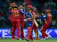Royan challenger vs Delhi daredevils