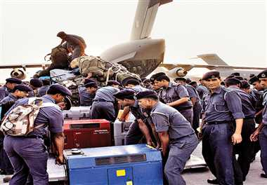 earthquake: India rushes NDRF personnel, relief material to Nepal