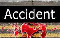 Accident at Badrinath Highway, No Big Harm