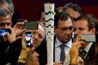Brazil to get Olympic torch on Wednesday