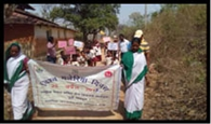 बाघुड़िया स्कूल में मनाया गया मलेरिया दिवस