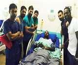 ईस्ट बंगाल के फुटबॉलर अनवर अली को पड़ा दिल का दौरा, हालत स्थिर