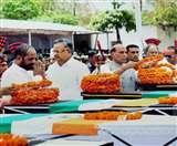 कांग्रेस ने रमन सिंह की नाकामी को बताया नक्सली हमले की बड़ी वजह