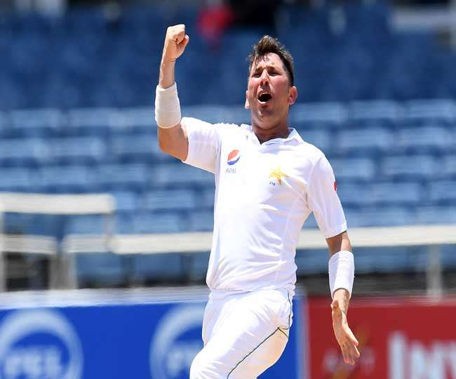 Yasir Shah leads Pakistan to victory against West Indies