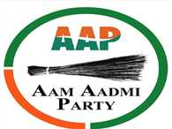 AAP on Modi government's achhe din