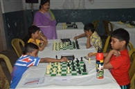 sankalp and utkarsh takes lead in chess