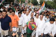 congress agitaion against cantral government