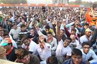 After completion of two years Modi will host a Maha rally in Saharanpur