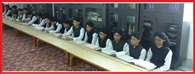 30 students learn quran by heart