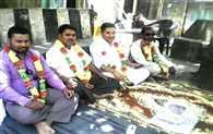 Villagers Start Fasting in Tehri