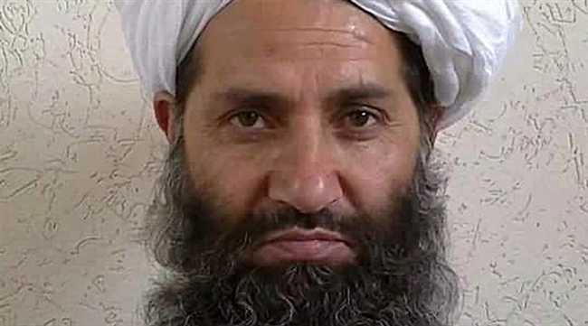 Taliban ,Terrorist ,Afghanistan ,Taliban Leader ,Akhunzada,नेता अखुंदजादा,शांति,मौका,अमेरिका