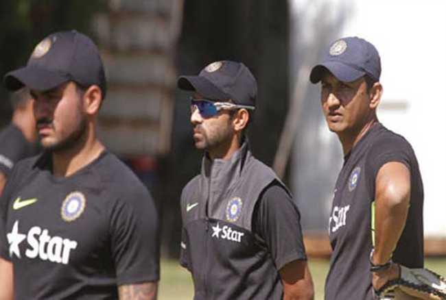 Sanjay Bangar made coach of team India for Zimbabwe tour