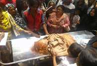 The woman died in hospital, Doctors on strike in Delhi