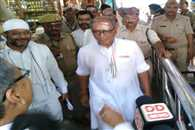 digvijay Singh arrived in Kashi, will release a White Paper against the BJP government