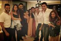 Asin hosts dinner for Housefull 3 cast