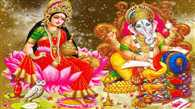 On Friday  the domestic measures and prosperity at home is occupied by Lakshmi