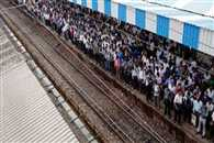 train operation blocked in mumbai due to technical reasons