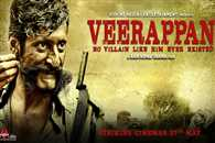 veerappan is all set to grab all the attention with its thrilling action