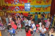 इनोसेंट हार्ट्स में बच्चों ने ट्वाय पार्टी मनाई