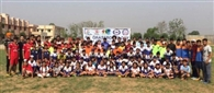 सरहाली की टीम ने जीता फुटबॉल मैच