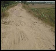 पगडंडी के भरोसे दोआबा की आबादी